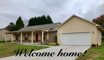 Maryville Single Family Home For Sale: 3702 Waters Way