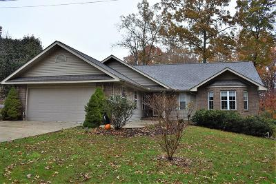 Fairfield Glade Single Family Home For Sale: 147 Glenwood Drive