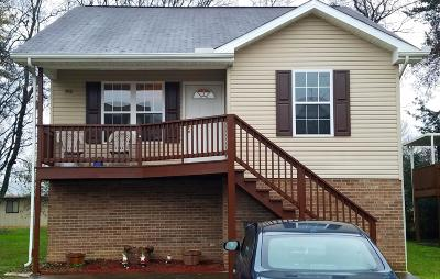 Pigeon Forge Single Family Home For Sale: 842 Plantation Drive