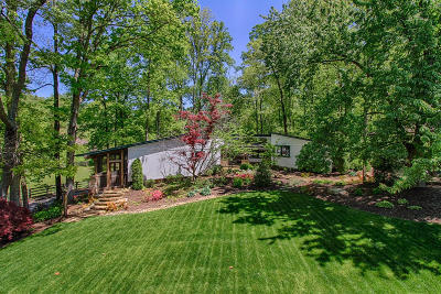 Knoxville Single Family Home For Sale: 1229 Mourfield Rd
