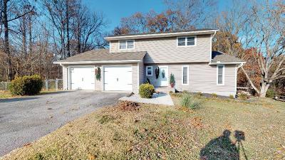Dandridge, Sevierville Single Family Home For Sale: 1816 Longview Lane