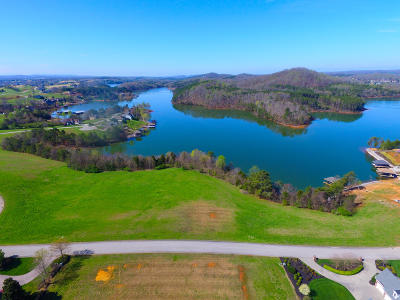 Blount County, Knox County, Loudon County, Monroe County Residential Lots & Land For Sale: L-882r Bay Pointe Drive