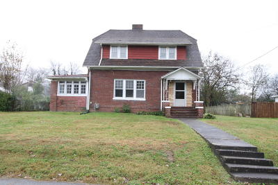 Knoxville TN Single Family Home For Sale: $109,900