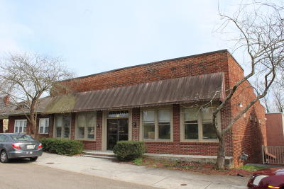 Knoxville Commercial For Sale: 428 E Scott Ave