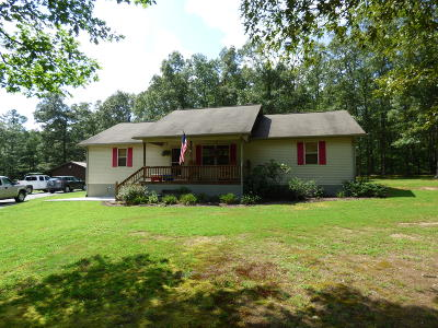 Crossville TN Single Family Home For Sale: $167,900
