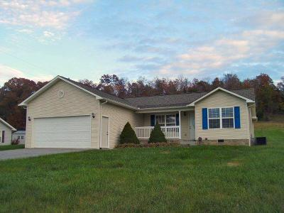 Jefferson City Single Family Home For Sale: 1039 Highland Meadows Road Rd