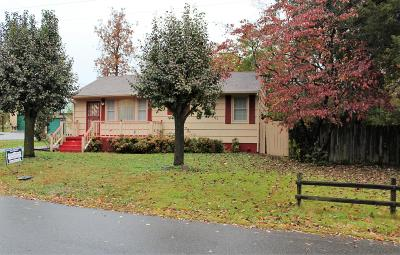 Knoxville TN Single Family Home For Sale: $104,900