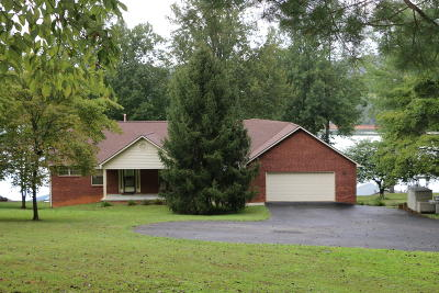 Caryville, Jacksboro, Lafollette, Rocky Top, Speedwell, Maynardville, Andersonville Single Family Home For Sale: 1416 E Norris Point Rd