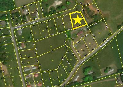 Sweetwater Residential Lots & Land For Sale: Ogle Drive Rd