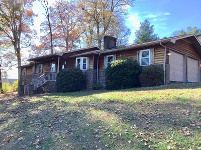 Tazewell TN Single Family Home For Sale: $126,500