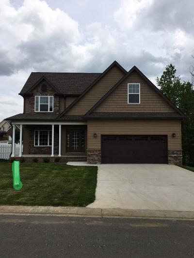 Oak Ridge Single Family Home For Sale: 111 Wolf Creek Way