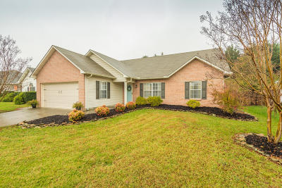 Knoxville TN Single Family Home For Sale: $194,400