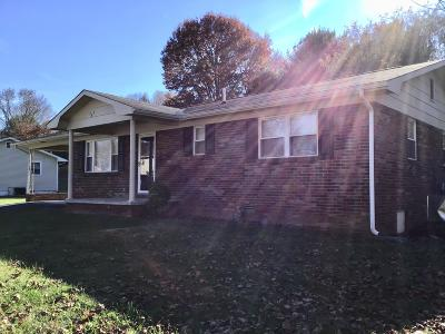Tazewell TN Single Family Home For Sale: $129,900