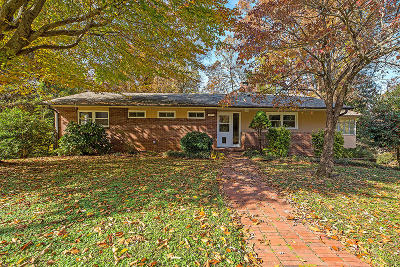 Knox County Single Family Home For Sale: 2909 Barber Hill Lane