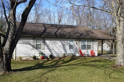 Crossville Single Family Home For Sale: 3270 Tabor Loop