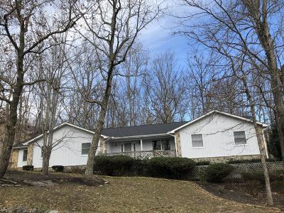 Crossville TN Single Family Home For Sale: $139,900