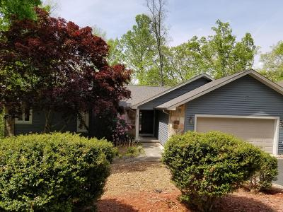 Crossville Single Family Home For Sale: 220 Lakeside Drive