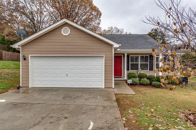 Knoxville Single Family Home For Sale: 1227 Swan Pond Lane