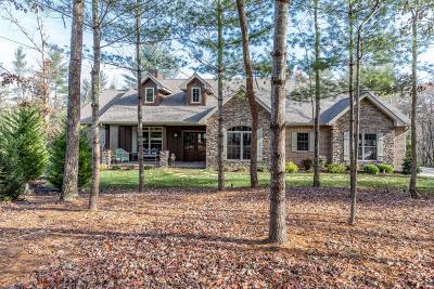 Fairfield Glade Single Family Home For Sale: 14 Braeswick Circle