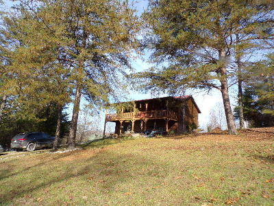 Single Family Home For Sale: 2021 Milky Way Rd