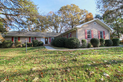 Knox County Single Family Home For Sale: 1812 Water Mill Tr