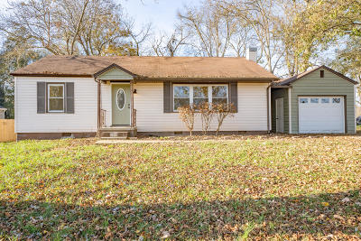 Clinton Single Family Home For Sale: 411 Hicks Circle