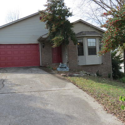 Maryville Single Family Home For Sale: 3223 Bloomfield Circle