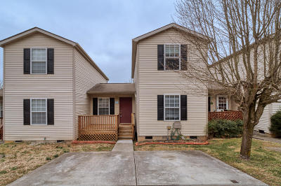 Knoxville Condo/Townhouse For Sale: 505 Cupola Way