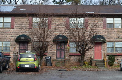 Knoxville Condo/Townhouse For Sale: 1513 Dutch Valley Drive