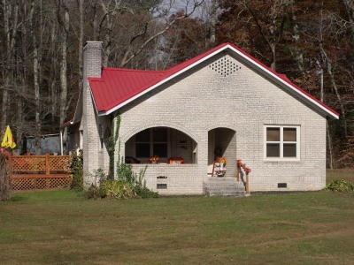 Tellico Plains Single Family Home For Sale: 13406 Highway 68