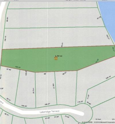 Fairfield Glade Residential Lots & Land For Sale: 134 Lynhurst Drive