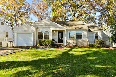 Knoxville TN Single Family Home For Sale: $134,500