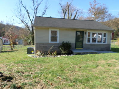 Knoxville Single Family Home For Sale: 4604 Josephine Rd