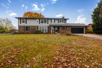Maryville TN Single Family Home For Sale: $260,000