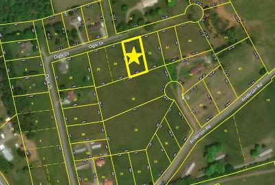 Sweetwater Residential Lots & Land For Sale: Ogle Drive
