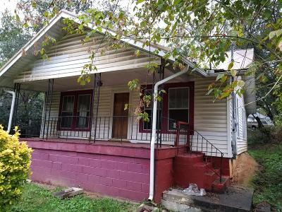 Knoxville Single Family Home For Sale: 4302 Edington Rd
