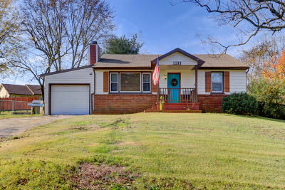 Knoxville Single Family Home For Sale: 1131 NW Ferd Hickey Rd
