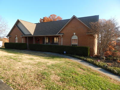 Maryville Single Family Home For Sale: 3550 Hawks Ridge Drive