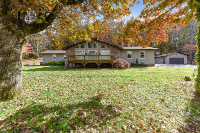 Knoxville Single Family Home For Sale: 8845 W Simpson Rd