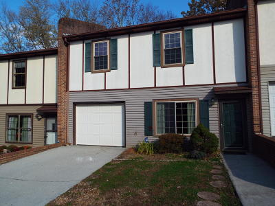 Maryville TN Single Family Home For Sale: $117,900