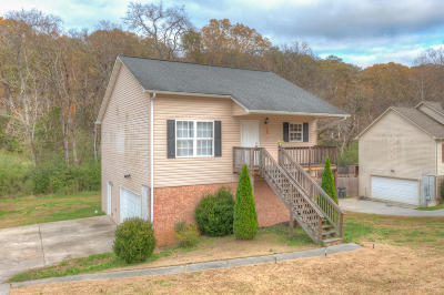 Knoxville TN Single Family Home For Sale: $138,000
