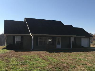 Maryville Single Family Home For Sale: 6218 Lanier Rd