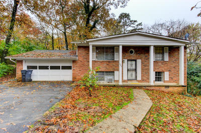 Knoxville TN Multi Family Home For Sale: $129,000