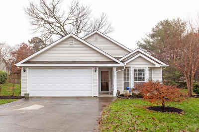 Knoxville Single Family Home For Sale: 7721 Red Bay Way