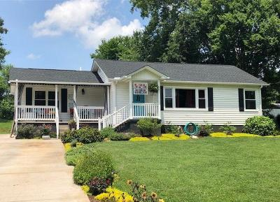 Knoxville TN Single Family Home For Sale: $153,900