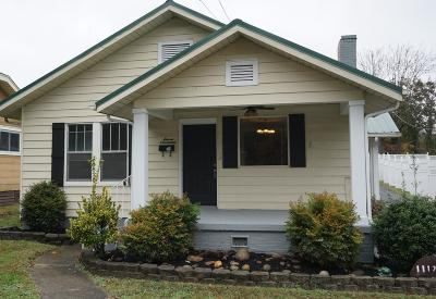Knoxville Single Family Home For Sale: 1117 NE Melbourne Ave