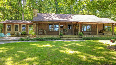 Greenback Single Family Home For Sale: 5750 Railway Drive 81 Acres