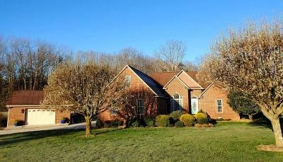 Crossville Single Family Home For Sale: 161 Deer Creek Drive