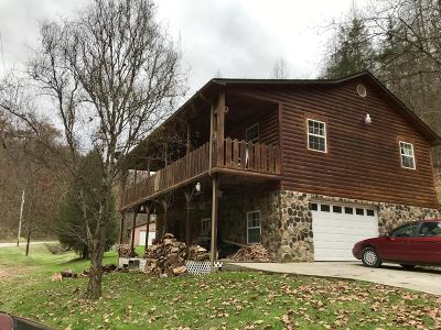 Claiborne County Single Family Home For Sale: 529 Shaw Hollow Rd