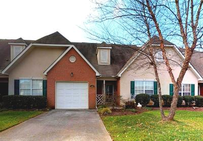 Knoxville TN Condo/Townhouse For Sale: $155,000